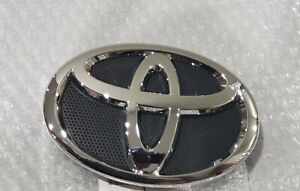 09 13 Toyota Corolla Grille Emblem Chrome Grille Badge 2009 2010 2011 2012 2013