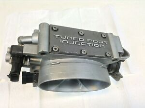 Rochester Throttle Body 17086051 5 7 350 Oem 1989 C4 Corvette 85 91