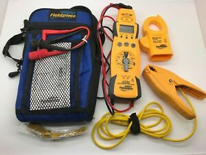 Fieldpiece Hs36 True Rms Backlight Multimeter With Ach4 Clamp