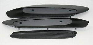 New 1970 74 Cuda Twin Scoop Hood Scoops