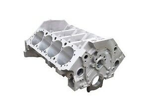 World Products 084130rc Motown Cast Iron Engine Block Small Block Chevy 400 Main