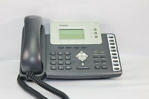 Yealink Sip t26p Advanced Ip Phone Voip Display Phone Poe Hd Voice