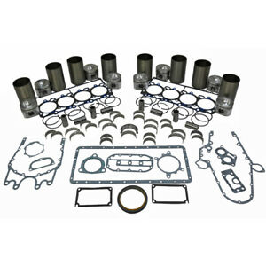 Ctp2w8410 ik Inframe Overhaul Kit For Cat Fits Caterpillar Engine 3208