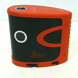 Leica Lino P5 5 Beam Point Red Dot Laser Self Leveling Free Ship