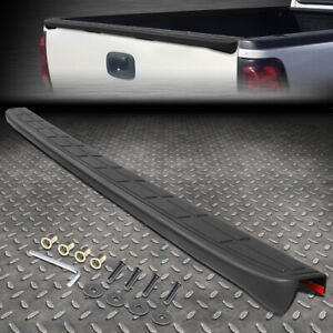 For 99 07 Chevy Silverado Gmc Sierra Fleetside Rear Bed Tailgate Cap Protector