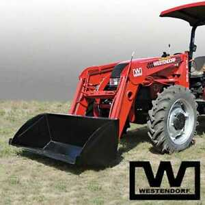 Front End Loader 2wd 20 To 60 Hp And 4wd 20 To 50 Hp Tractors With Mount Compa