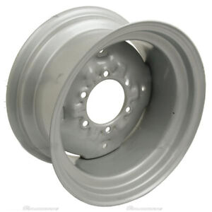 1671829m91 New Front Rim Made To Fit Massey Ferguson Tractor Models 7500 6403