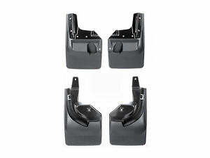 Weathertech Custom Mudflaps For 2020 Jeep Gladiator Overland Sport Sport S