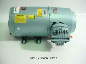 Gast Air Compressor Manitowoc Beverage Units Pump Air Motor Assy 120 60 New