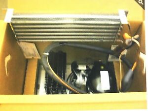 Cooler Refrigeration System Complete Operational Dixie narco Cooler 1 3 Hp