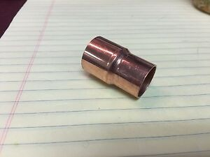 Copper Reducer 7 8 Coupling X 3 4 Coupling Wp0 12 10