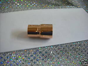 Copper Reducer 7 8 Coupling X 5 8 Coupling