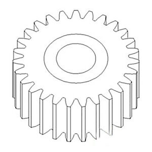 381509r1 New Pto Idler Gear Made To Fit Case ih Tractor Models 1026 1066 1086