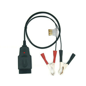 Car Computer Ecu Memory Battery Savers Obd2 Replace Tool Extended Cables Clips