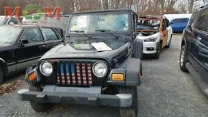Manual Transmission 4 Cylinder Fits 97 02 Wrangler 1500297