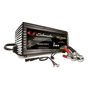 Schumacher Electric 1 5 Amp Battery Charger Maintainer Scusc1355 Brand New