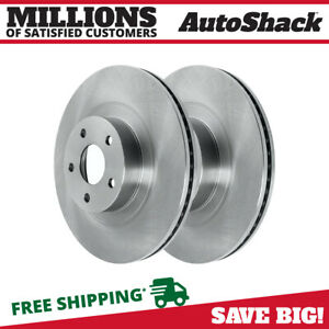 Front Brake Rotor Pair For 2000 Outback 1998 2016 Impreza 1998 2002 Forester