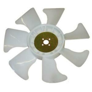 34070 16210 7 Blade Fan For Kubota Compact Tractor Models L2900 L3300
