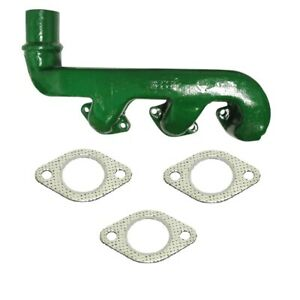 T20252 Manifold With Gaskets For John Deere 820 830 920 930 1020 1520 1530