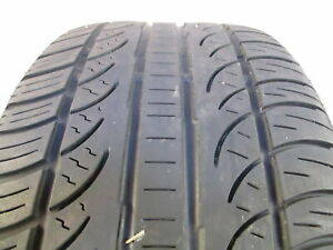 Used P245 40r18 97 V 5 32nds Pirelli P Zero Nero All Season