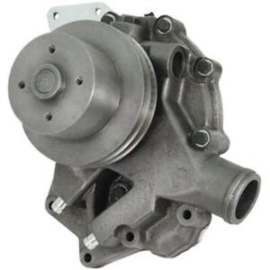 Re16666 Water Pump With No Ac Fits John Deere Backhoe 310c 310d 315c 315d