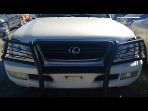 Rear Axle With Differential Lock Fits 98 02 Land Cruiser 1108620