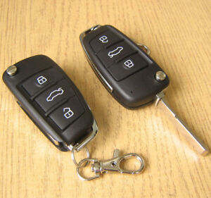 Remote Central Locking Keyless Entry Kit For Toyota Avensis Corolla Yaris Celica