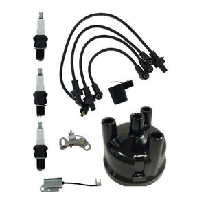 Complete 3 Cylinder Tune up Kit Fits Ford Fits New Holland Ind 230a 231 334 340