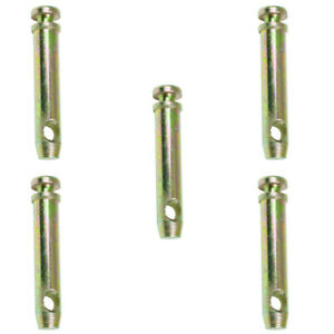 957e560 Five Fits Category 1 Top Link Pins Fits Ford 9n 2n 8n Naa 600 700 800 90