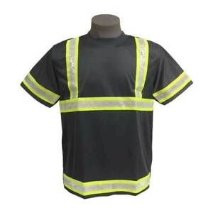 20 Incentex Safety Gear Men s Mesh Reflective T shirts X large Xlg