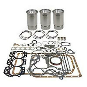 International Basic Engine Overhaul Kit For 3 cylinder Diesel 179cid 454 464 484