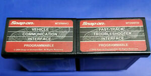Snap On Scanner Mt2500 Vci Tsi Domestic Asian Imports Softward Bundle 7 4