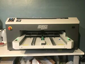 Dtg M2 Direct To Garment Printer With Spider Mini