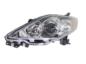 Replacement Headlight Headlamp For 2006 2007 Mazda 5 Minivan Left Driver Side