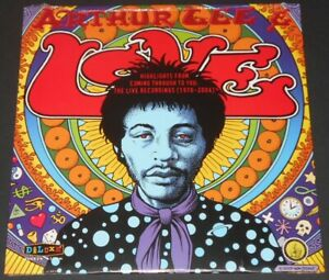 ARTHUR LEE and LOVE highlights from coming through to 2 LP new RECORD STORE DAY $29.50