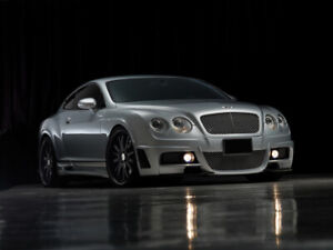 Bentley Continental Gt Full Body Kit 2003 2010