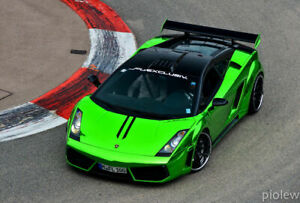 Lamborghini Gallardo Wide Body Kit