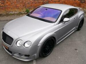 Bentley Continental Gt Full Wide Body Kit 2003 2010 New
