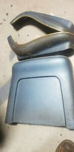 1968 1969 Chevelle Bucket Driver Seat Plastic Back And Aprons