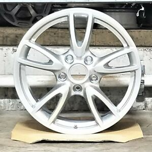 Used Staggered Set 4 2009 2013 Porsche 911 997 Wheels 18