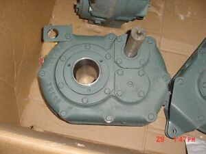 Dodge Txt415bt Shaft Mount Reducer Gearbox