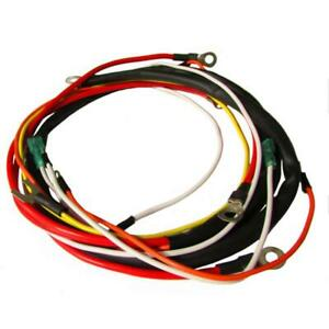 Naa10301 12v Alternator Wiring Harness Fits Ford Fits New Holland Tractor Jubile