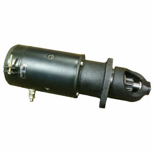 181541m91 Starter For Massey Ferguson To20 To30 To35 35