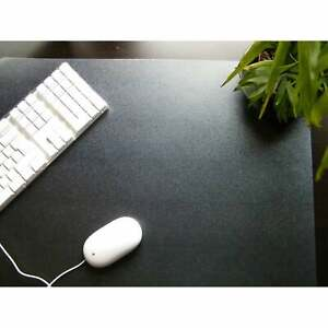 Desktex Pack Of 2 Desk Mats 100 Recycled Material Tinted 19 X 24