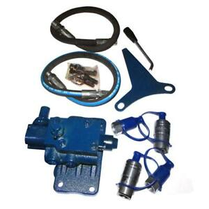 Remote Hydraulic Valve Kit New 600 800 900 More 1955 To 1985 Fits Ford