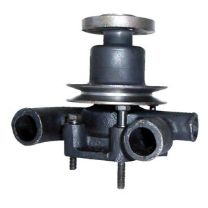 739527m91 New Water Pump W Pulley For Massey Ferguson 20 135 2135 230 235 245