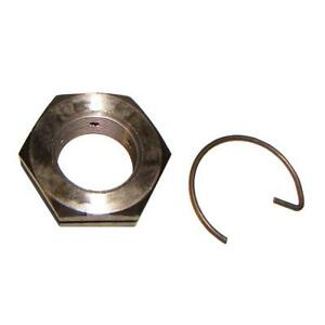 Rear Axle Nut And Snap Ring Fits Ford 8n Golden Jubilee Naa 8n4187 Cbpn4179a