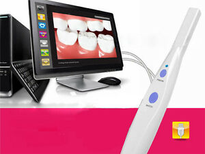 Dental 5 0 Mp Usb Intraoral Oral Dental Camera Hk790 High Power White Led