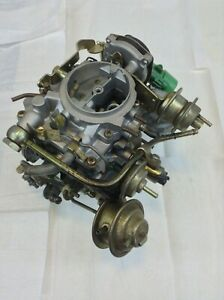 Aisan 2bbl Carburetor 1981 1984 Toyota Pickup Trucks 22r Engine