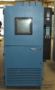 Thermotron Sm 8 29451 Environmental Test Chamber With Humidity